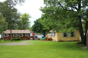 Two Adjacent Beautiful Kawartha Cottages