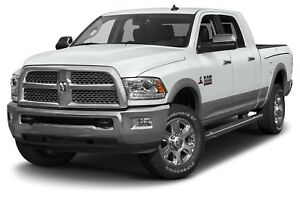 2014 RAM 3500 SLT Megacab Dually 6-Speed Manual Trans
