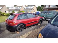 Car for Sale with full GTI body kit, and loads of mods