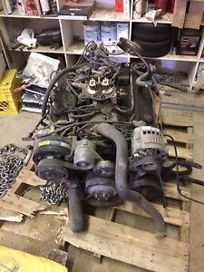 Chevy 5.7l (350) fuel injected engine