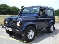 Land Rover Defender 90 2.5TD5 STATION W
