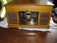 Coopers DAB radio music centre