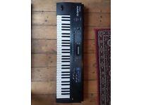 Roland Juno-D - MIDI Synthesiser