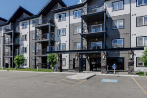 AFFORDABLE CONDO 1 STREET OUT OF ST. ALBERT WITH HALF THE TAXES!