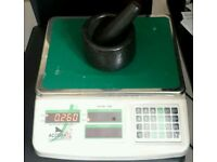 Plus Accurate Weighing System Shop Scales