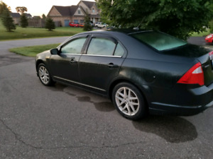 2010 Ford Fusion ALWD