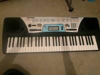 Yamaha PSR-170 full sized keyboard (with original box)