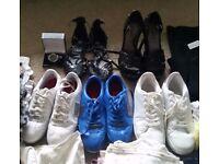 Watch & Size 7 shoe bundle good cond