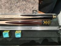 Jian Ying snooker cue 60 inces long