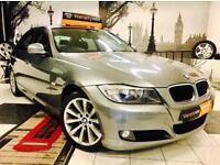 ★🎈NEW IN🎈★ 2009 BMW 3 SERIES 320D SE DIESEL ★7 BMW SERVICE STAMPS★ MOT FEB 2018★CAT-C★KWIKI AUTOS★