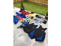 White Water kayaking & Sea Kayaking Equipment