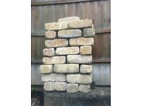 Bricks for walling/edging/decorative use