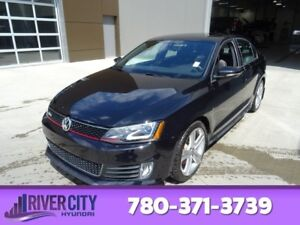 2015 Volkswagen Jetta Sedan 2.0 TSI GLI Leather,  Heated Seats,