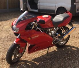 DUCATI 1000 supersport
