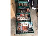 Job lot of DVD/Blu-Ray's