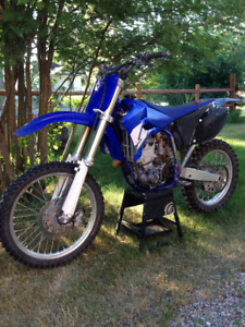 2004 Yamaha Yz450F in great shape! tons of power