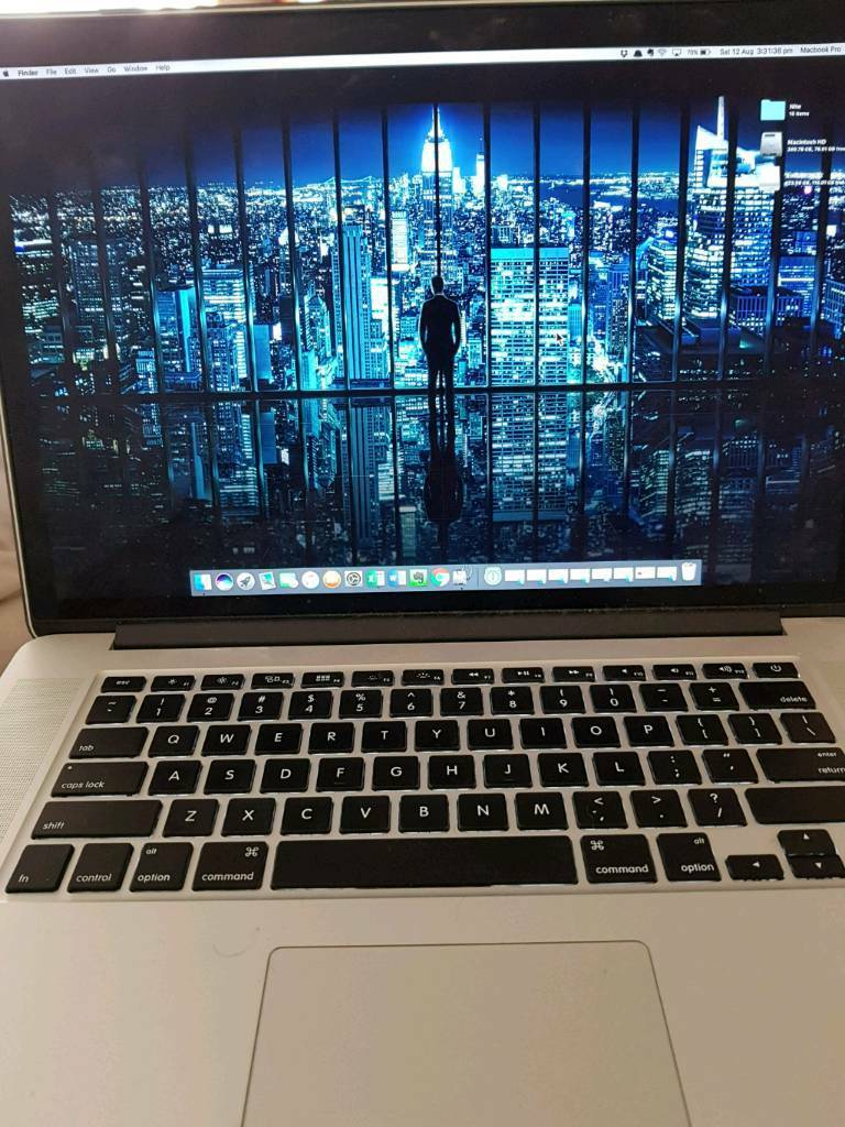 "Macbook pro retina 15"" i7 2014 16gb"