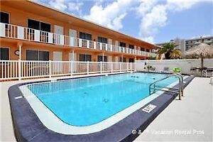 Madeira Beach Florida Condo for Rent