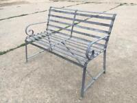 Garden bench from burford garden centre