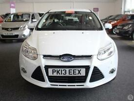 Ford Focus 1.0 E/B 125 Titanium X 5dr 18in Alloys