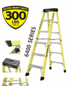 Featherlite 6400 Series 7' Ladder