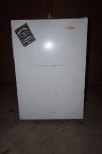 Danby mini freezer