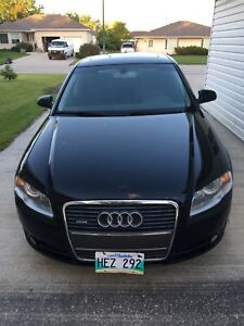 2007 Audi A4 2.0T AWD Safetied