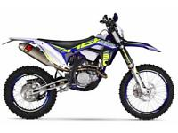 SHERCO SEF-R 250 2017 FACTORY EDITION ENDURO - 0% FINANCE AVAILABLE - BRAND NEW