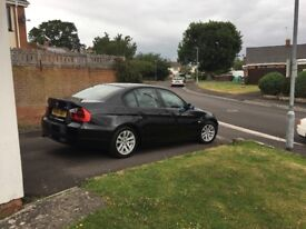 Lovely BMW may px smaller car