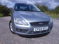 2005 FORD FOCUS 1.6 SPORT 16V 5D 116 BHP ** PART EXCHANGE TO CLEAR **