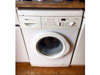 Fully Working Bosch Washing Machine Exxcel 1200 Express