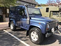 2007 Land Rover Defender 90 County Spec