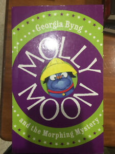 Molly Moon and the Morphing Mystery by Georgio Byng