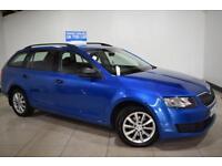 SKODA OCTAVIA 1.6 S TDI CR 5d 104 BHP (blue) 2013