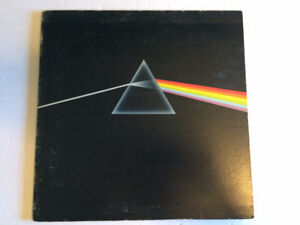 Pink Floyd, The Dark Side Of The Moon, Vinyl