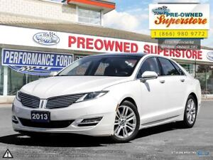 2013 Lincoln MKZ >>>Tech Package/Panoramic sunroof<<<