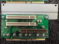 Apple Power Macintosh 4400/200 3 Slot Riser Card 820-0882-A