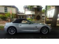BMW Z4 2.5 ROADSTER CONVERTIBLE LOW MILEAGE 2003