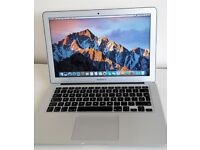***APPLE MACBOOK AIR 13.3 - EARLY 2015 - 1.6GHZ I5 - 256GB SSD 4GB RAM - MJVG2B/A - A1466 LAPTOP***