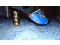 Size 42/43 dress sandals