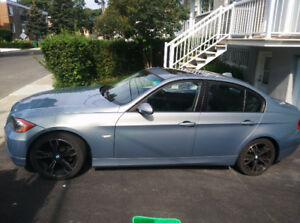 2006 BMW 3-Series Berline toit ouvrant