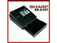 Sharp XE-A107 cash register