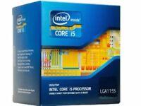 CPU Intel I5 i5 3570k processor