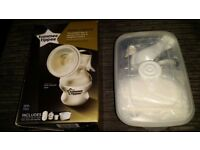 Brand New Tommee Tippee Hand Breast Pump