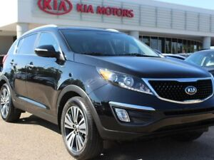 2016 Kia Sportage EX, HEATED SEATS, BACKUP CAM, NAVI, SUROOF, LE