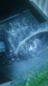 Blown tranny klde 2.5l mazda mx6