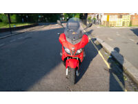 Gilera Nexus 300cc in good condition 2010 reg, long mot