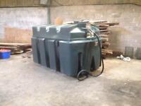 Tank 2500 litre
