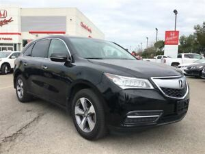 2014 Acura MDX LEATHER | CLEAN CARPROOF | REAR CAM | ALLOYS |