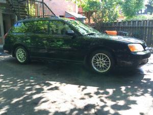 2003 Subaru Legacy L Special Edition Wagon